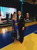 WDSF Lyon: starke Konkurrenz für Leonte/Limonova und Ehepaar Rommel