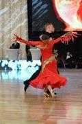Europameisterschaft Show Dance Standard